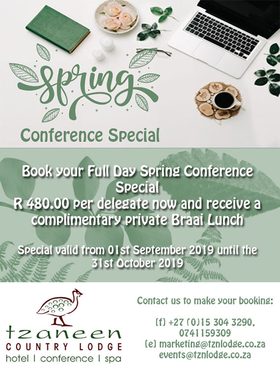 Spring Conference Special